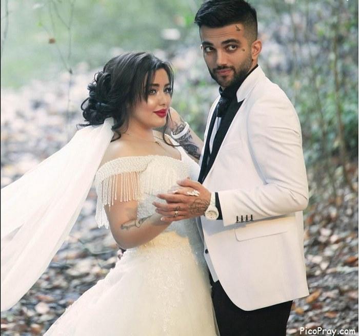 pooyanmokhtari niliafshar mariage - خیانت پویان مختاری به نیلی افشار در اینستاگرام