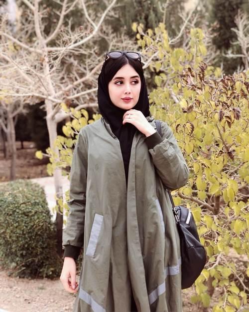 Mina Heydari 1 1 - بیوگرافی مینا حیدری مدل و شاخ اینستاگرام به همراه عکس